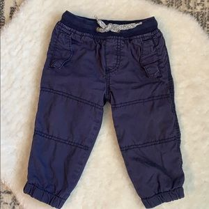 Carters pants, 12 mo